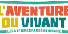 Logo aventure du vivant